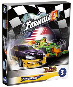 Formula D Uitbreiding 3 - Singapore / Street Racing