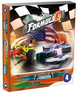 Formula D Uitbreiding 4 - Baltimore / Buddh