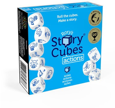 Story Cubes - Actions-1