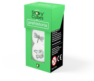 Rory's Story Cubes - Mix Prehistoria