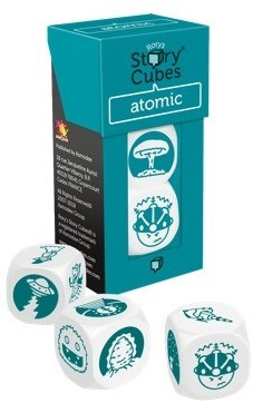 Rory's Story Cubes - Mix Atomic-2