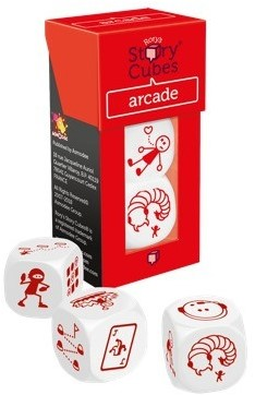 Rory's Story Cubes - Mix Arcade-2