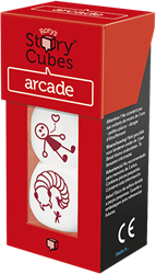 Rory's Story Cubes - Mix Arcade