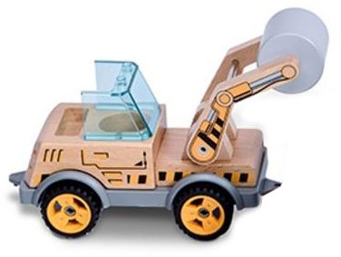 Construction Car - Asphalt Roller