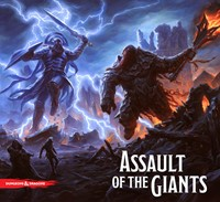 D&D - Assault of the Giants-1