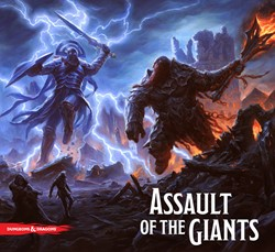 D&D - Assault of the Giants
