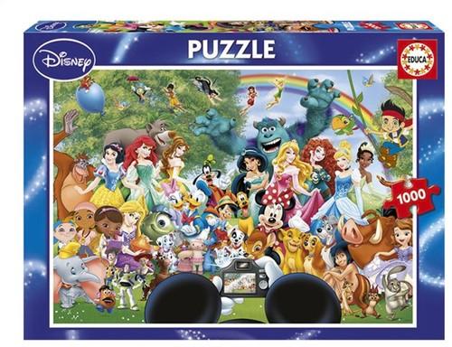 The Marvellous World of Disney II Puzzel (1000 stukjes)