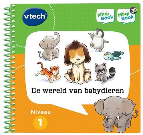 Vtech MagiBook - De Wereld van Babydieren