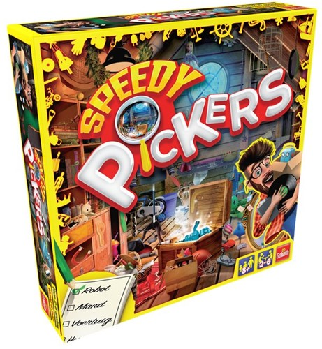 Speedy Pickers