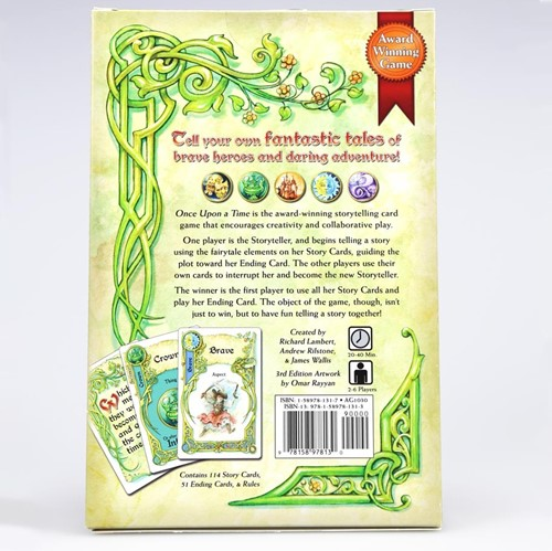 Once Upon A Time - 3rd Edition-2