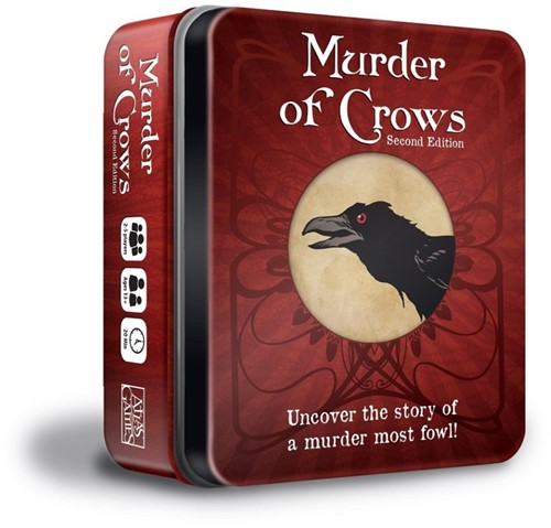 Murder of Crows - Second Edition