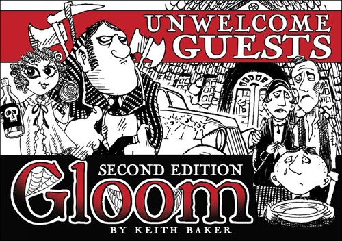 Gloom - Unwelcome Guests 2nd Edition