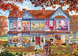 Autumn Home Puzzel (1000 stukjes)