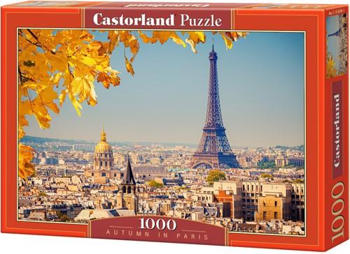 Autumn in Paris Puzzel (1000 stukjes)