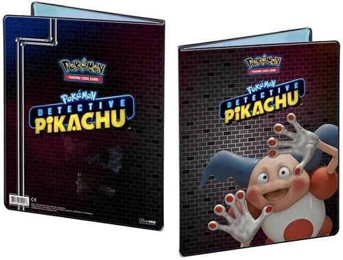 Pokemon Detective Pikachu - Mr Mime 9-Pocket Verzamelmap