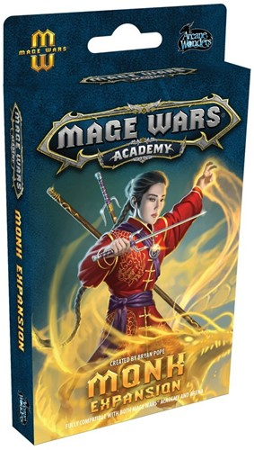 Mage Wars Academy - Monk Expension