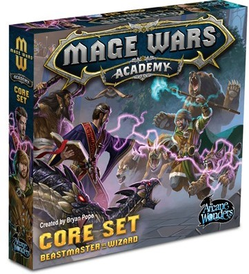 Mage Wars Academy - Core Set