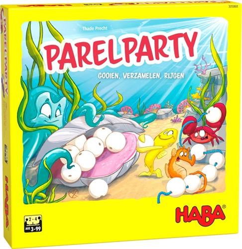 Parel Party - Gooien, Verzamelen, Rijgen