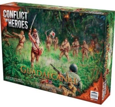 Conflict of Heroes - Guadalcanal-1