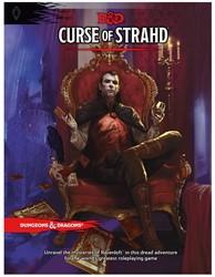 D&D 5.0 - Curse of Strahd