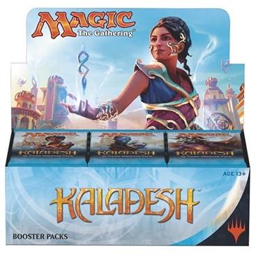 Magic the Gathering Kaladesh Boosterbox-1