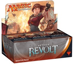 MTG Aether Revolt - Boosterbox
