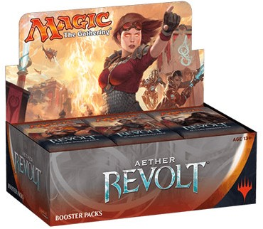 MTG Aether Revolt - Boosterbox-1