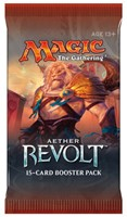 MTG Aether Revolt - Boosterpack-1