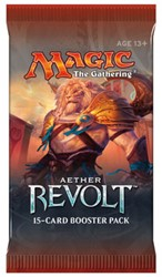 MTG Aether Revolt - Boosterpack