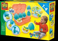 SES - My First - Speel en Leer Eieren