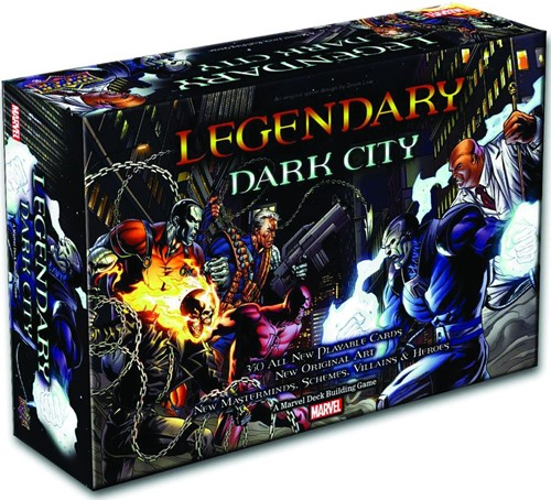 Marvel Legendary - Dark City Expansion