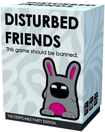 Disturbed Friends - The Despicable Party Edition