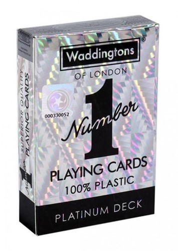 Platinum Speelkaarten