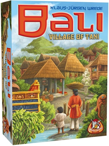 Bali - Village of Tani