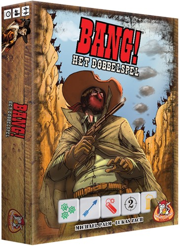 Bang! - Het dobbelspel (demo spel)
