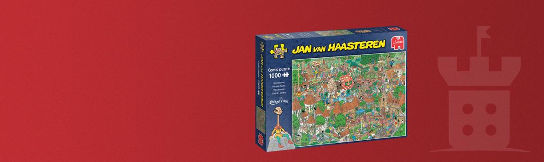 Jan van Haasteren - Efteling Sprookjesbos Puzzel (1000 stukjes)