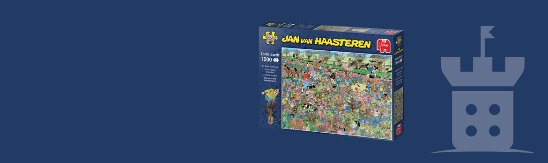 Jan van Haasteren - Oud Hollandse Ambachten Puzzel