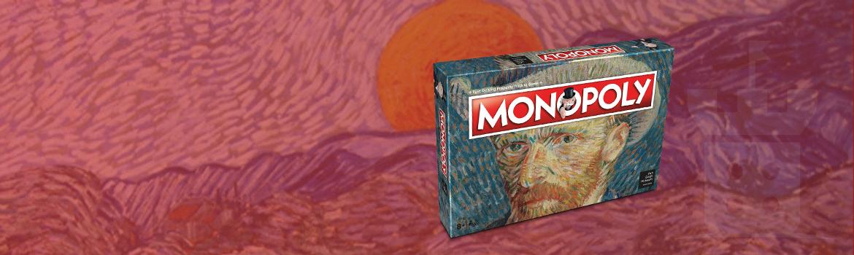 Monopoly Van Gogh