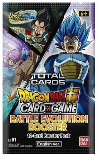Dragon Ball Super - Battle Evolution Boosterpack