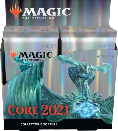 Magic The Gathering - Core 2021 Collectors Boosterbox