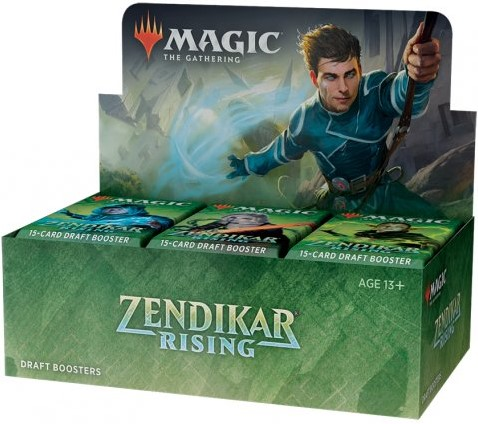 Magic The Gathering -  Zendikar Rising Boosterbox