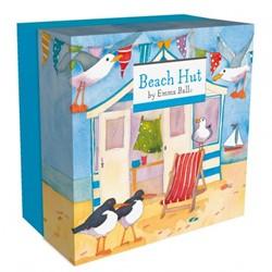 Beach Hut Puzzel - Gift Box (500 stukjes)