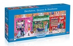 Beehives, Beans & Bonbons Puzzel (636 stukjes)