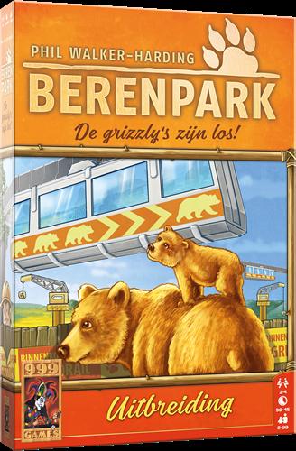 Berenpark - De Grizzly's zijn Los!