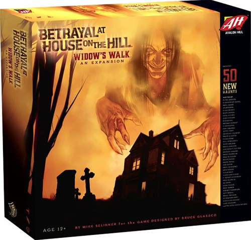 Betrayal at House on the Hill - Widow