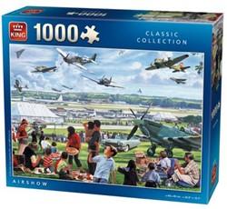 Airshow Puzzel (1000 stukjes)
