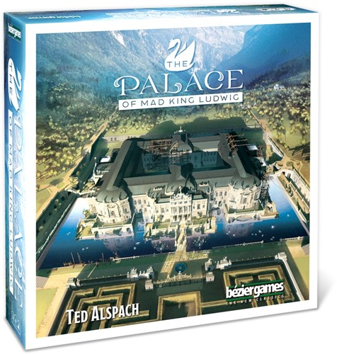 The Palace of Mad King Ludwig