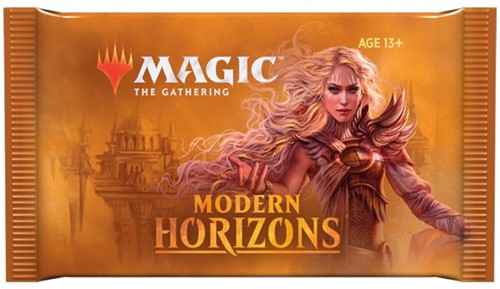 Magic The Gathering - Modern Horizons Boosterpack