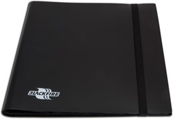 Blackfire Flexible Album - Playset-Size - Black