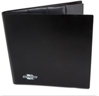 Blackfire Flexible Album - Playset-Size - Black-2